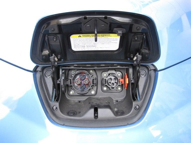Motore auto  elettrica