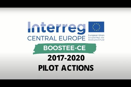 Il progetto BOOSTEE-CE: le azioni pilota e risultati raggiunti