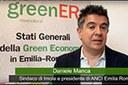 Stati Generali della Green Economy - intervista a Manca