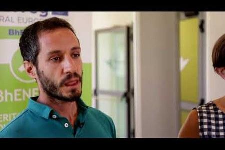 Video intervista sul progetto Bhenefit