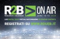 Dal 10 al 12 giugno 2020 torna R2B, in versione digitale