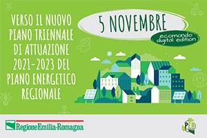 Verso il nuovo piano triennale di attuazione 2021-2023 del Piano energetico regionale