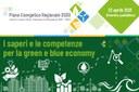 Saperi e competenze per la green e blue economy